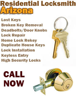 residential lock repair arizona